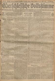 Oberschlesische Volksstimme, 1907, Jg. 33, Nr. 92