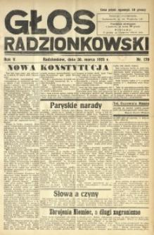Głos Radzionkowski, 1935, R. 5, nr 170