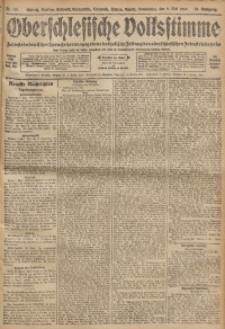 Oberschlesische Volksstimme, 1907, Jg. 33, Nr. 100