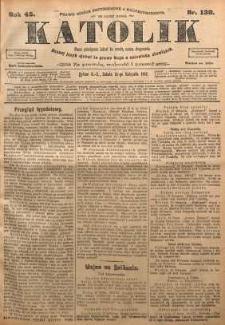 Katolik, 1912, R. 45, nr 138