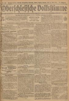 Oberschlesische Volksstimme, 1907, Jg. 33, Nr. 142