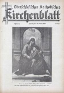 Oberschlesisches Katholisches Kirchenblatt, 1938, Jg. 3, Nr. 8