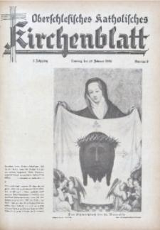 Oberschlesisches Katholisches Kirchenblatt, 1938, Jg. 3, Nr. 9