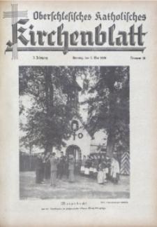 Oberschlesisches Katholisches Kirchenblatt, 1938, Jg. 3, Nr. 15