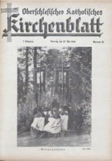 Oberschlesisches Katholisches Kirchenblatt, 1938, Jg. 3, Nr. 18