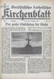 Oberschlesisches Katholisches Kirchenblatt, 1938, Jg. 3, Nr. 46