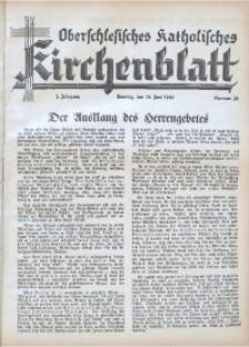 Oberschlesisches Katholisches Kirchenblatt, 1940, Jg. 5, Nr. 24