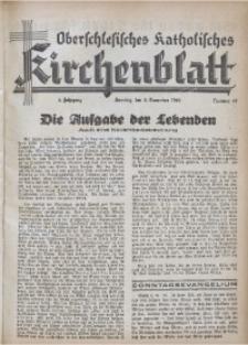 Oberschlesisches Katholisches Kirchenblatt, 1940, Jg. 5, Nr. 44