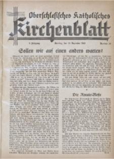 Oberschlesisches Katholisches Kirchenblatt, 1940, Jg. 5, Nr. 50