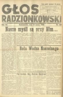 Głos Radzionkowski, 1938, R. 7 [włśc. 8], nr 369