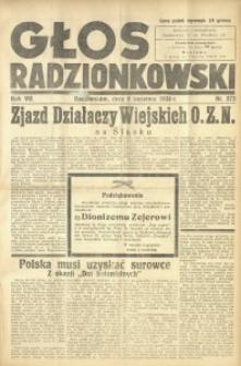 Głos Radzionkowski, 1938, R. 7 [włśc. 8], nr 372