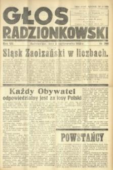 Głos Radzionkowski, 1938, R. 7 [włśc. 8], nr 398