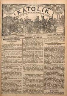 Katolik, 1888, R. 21, nr 59