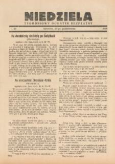 Niedziela, 1935, nr 43