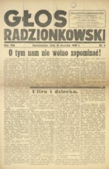 Głos Radzionkowski, 1939, R. 8 [włśc. 9], nr 5