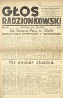Głos Radzionkowski, 1939, R. 8 [włśc. 9], nr 52