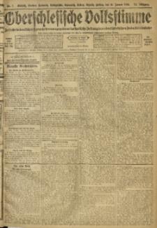 Oberschlesische Volksstimme, 1908, Jg. 34, Nr. 7