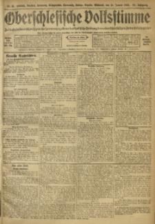 Oberschlesische Volksstimme, 1908, Jg. 34, Nr. 10