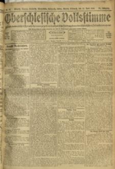 Oberschlesische Volksstimme, 1908, Jg. 34, Nr. 91