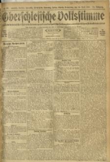 Oberschlesische Volksstimme, 1908, Jg. 34, Nr. 92