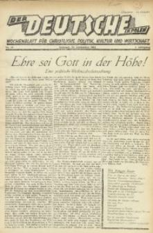 Der Deutsche in Polen, 1934, Jg. 1, nr 47