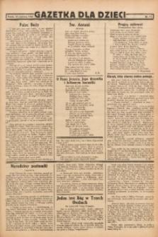 Gazetka dla Dzieci, 1935, nr 11