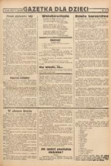 Gazetka dla Dzieci, 1935, nr 20