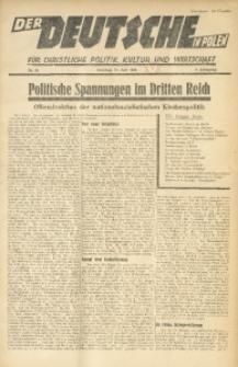Der Deutsche in Polen, 1935, Jg. 2, nr 29