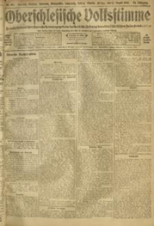 Oberschlesische Volksstimme, 1908, Jg. 34, Nr. 185