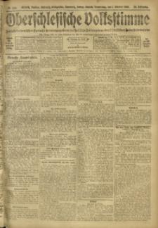 Oberschlesische Volksstimme, 1908, Jg. 34, Nr. 226