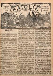 Katolik, 1889, R. 22, nr 9