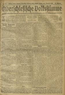 Oberschlesische Volksstimme, 1908, Jg. 34, Nr. 253
