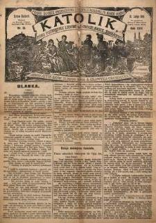 Katolik, 1889, R. 22, nr 13