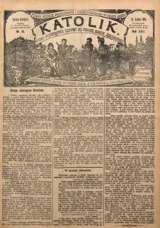 Katolik, 1889, R. 22, nr 15