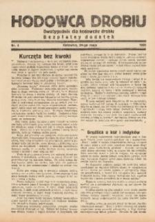 Hodowca Drobiu, 1935, nr 4