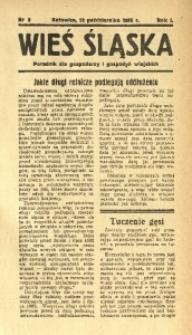 Wieś Śląska, 1936, R. 1, nr 4