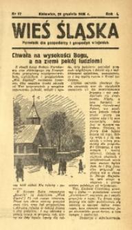 Wieś Śląska, 1936, R. 1, nr 37