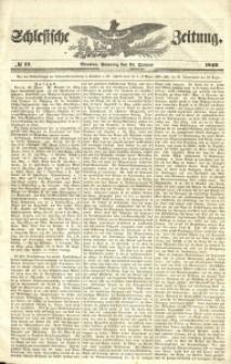 Schlesische Zeitung, 1849, No 17