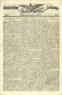 Schlesische Zeitung, 1849, No 38