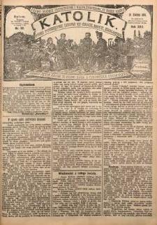 Katolik, 1889, R. 22, nr 32