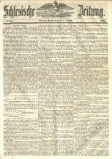 Schlesische Zeitung, 1849, No 184