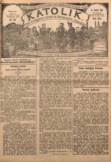 Katolik, 1889, R. 22, nr 48