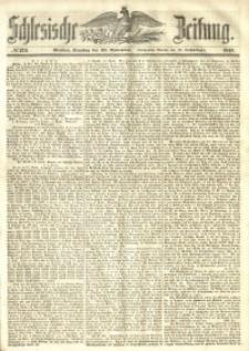 Schlesische Zeitung, 1849, No 272
