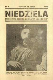 Niedziela, 1937, nr 9