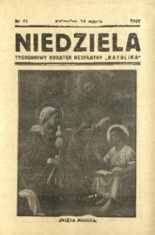 Niedziela, 1937, nr 11