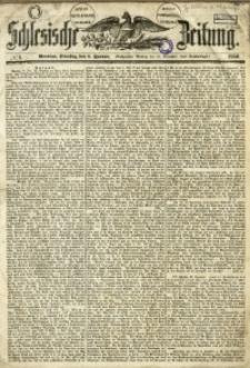 Schlesische Zeitung, 1850, No 1
