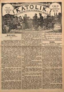Katolik, 1889, R. 22, nr 69