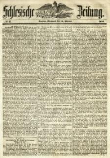 Schlesische Zeitung, 1850, No 37