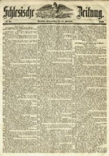Schlesische Zeitung, 1850, No 38
