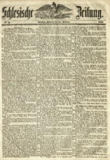 Schlesische Zeitung, 1850, No 45